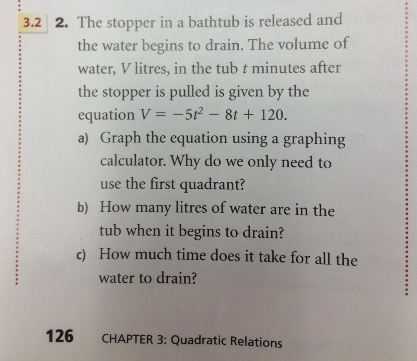 need math help     grade 11 mathematics, Ontario, Canada