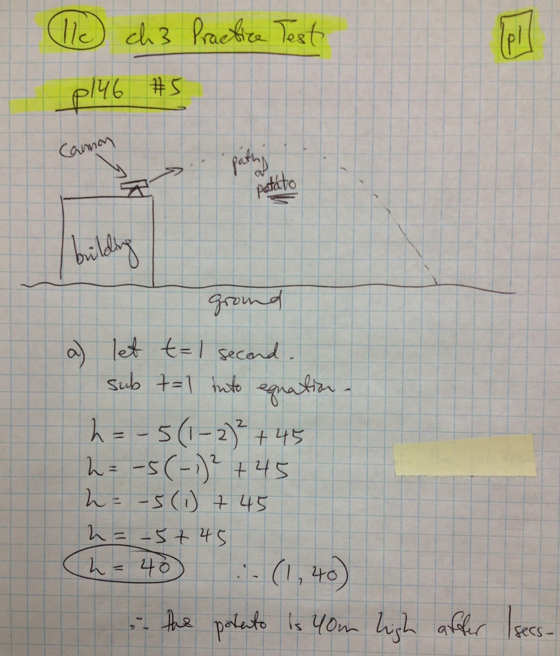 need math help     grade 11 mathematics, Ontario, Canada
