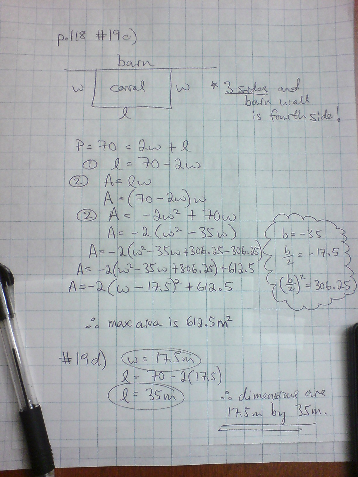 need math help ... grade 11 mathematics, Ontario, Canada